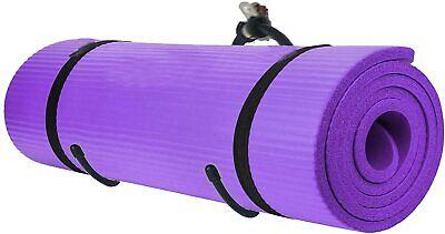 Yoga Mat Wall Rack Wall Storage Mount Wall Holder Shelf Foam Rollers Stand Rack Ebay
