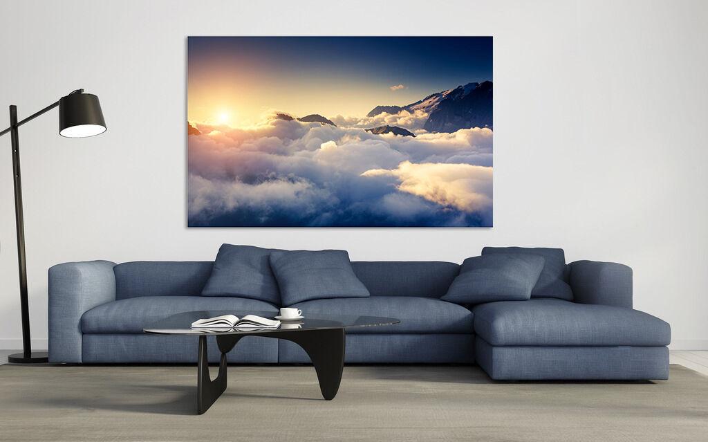 3D Sonne die wolken 65 Fototapeten Wandbild BildTapete AJSTORE DE Lemon