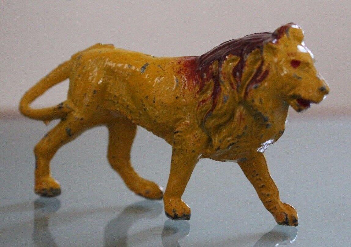 Piombo Cavo Antico Leone Animale