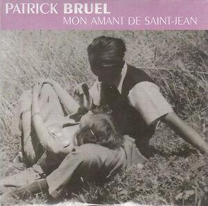 CD-CARTONNE-CARDSLEEVE-PATRICK-BRUEL-MON-AMANT-DE-ST-JEAN-2T-2002-NEUF-SCELLE