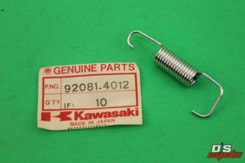 NOS KAWASAKI 1980-1981 KX250 KX420 RETURN SPRING PART# 92081-4012