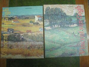 Vincent Van Gogh 2 Volumes Peintures Drawings The Rijksmuseum 1990 Ebay