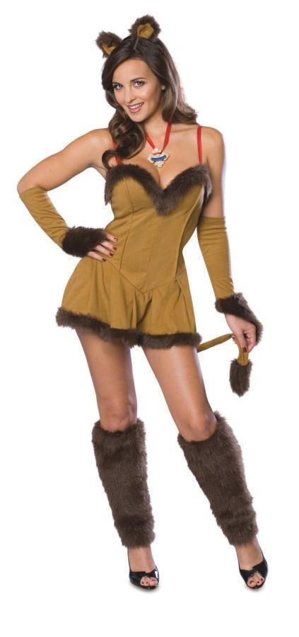 Cowardly Lioness Secret Wishes costume l 888295