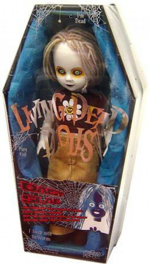 Living Dead Dolls Serie 14 Daisy slae Muñeca