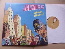 Jacknife Lee, aficionados Rico DLP M-M -/M-Pussyfoot Records pussylp 017 Inghilterra