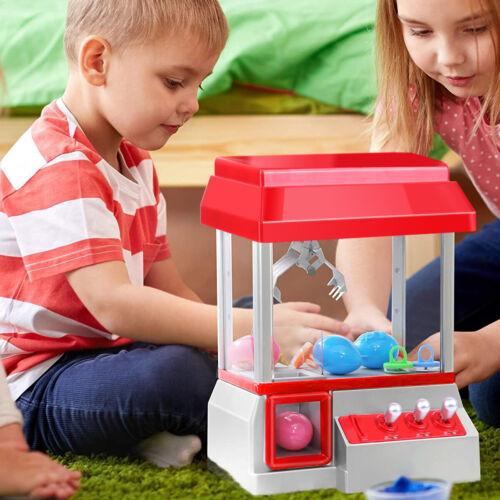 Candy Grabber münzbetrieben Süßigkeiten Spielautomat Greiferspiel Spielzeug
