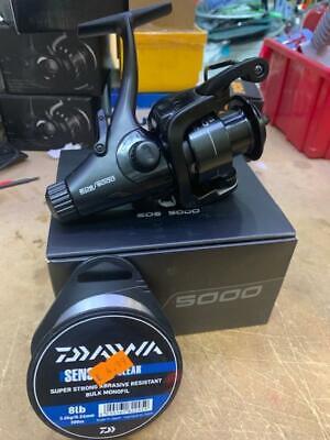 FOX EOS 5000 Fishing Carp Reel CRL062