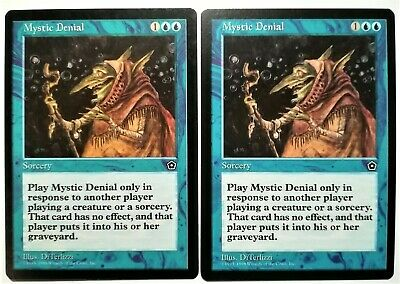 Murmuring Mystic MTG MAGIC GRN Eng 2x Mistico Mormorante