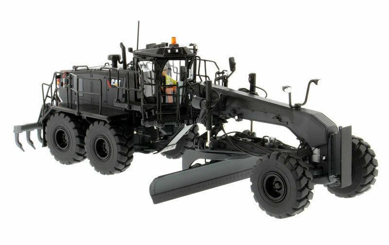 Diecast MASTER 1 50 construction véhicule 18 m³ Motor Grader 85522 modèle de voiture