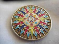25 Compass Rose Geocoin Geotokens Geocoins