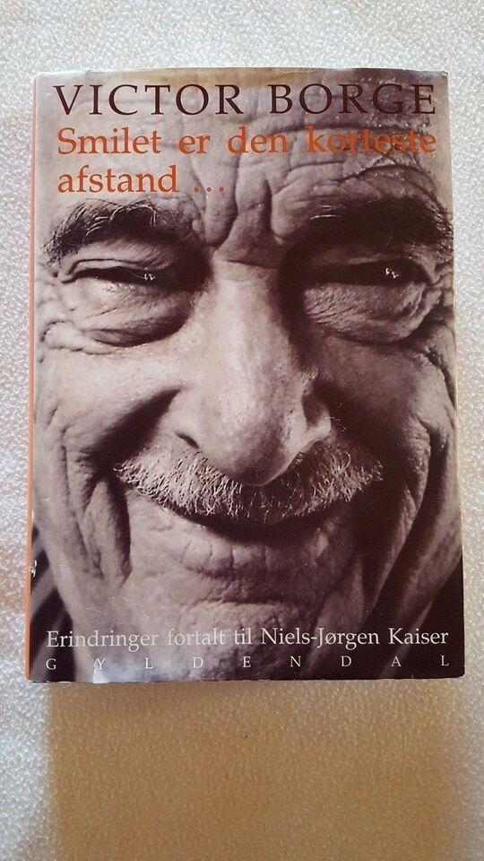 Smilet er den korteste afstand, Viktor Borge, emne: