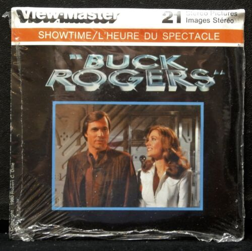 Vintage GAF VIEW MASTER - Showtime 'BUCK ROGERS' 1980 - Unopened & Sealed