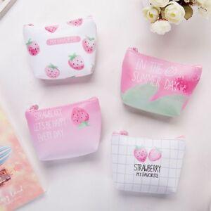 Strawberry-Pattern-Cute-Change-Pouch-Key-Card-Storage-Bag-Wallet-Coin-Purse