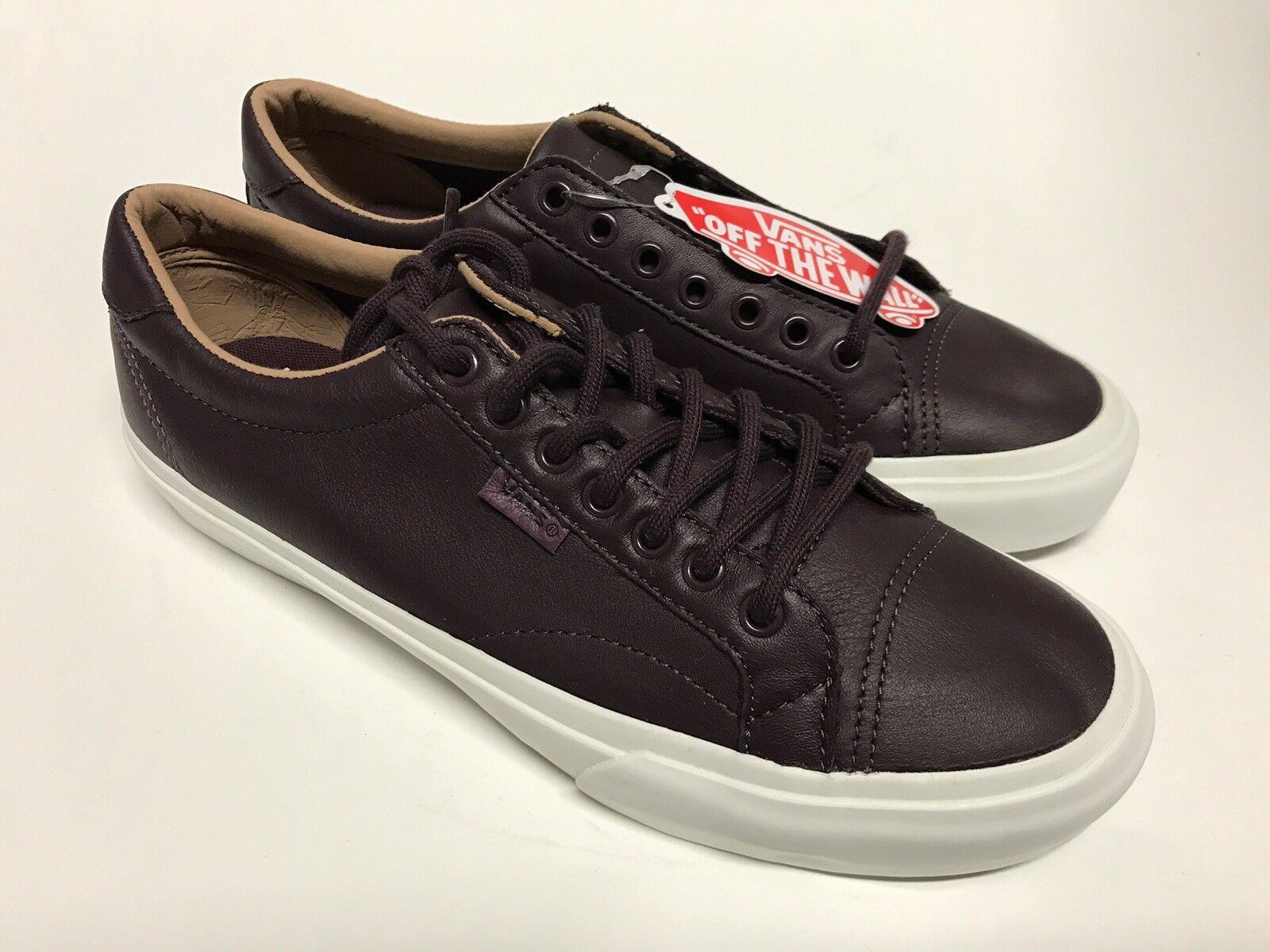 VANS Bedford (Brown Leather)