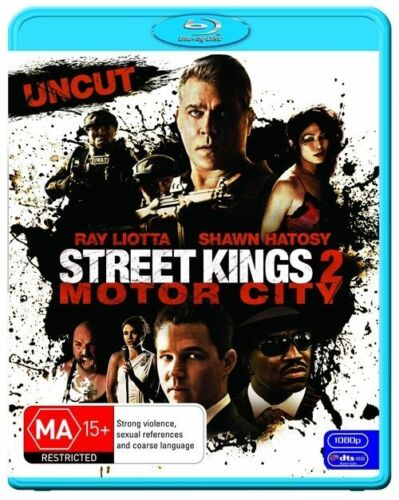1 of 1 - Street Kings 2 - Blu-ray (NEW & SEALED) Aus Region B