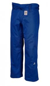 adidas Judo-Hose IJF blau, Gr.145 - 210, Judo, Karate, Ju Jutsu, Kampfsport,