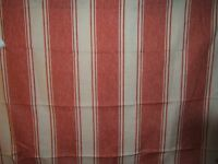 Lee Jofa fabric remnant for crafts stripes Florence Stripe multiple colors