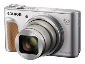 Fotocamera digitale compatta Canon Powershot sx740 hs