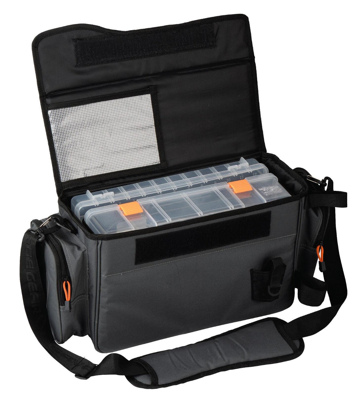 Savage Gear Specialist Shoulder Bag 2 BOXEN incl. 16x40x22cm 54772
