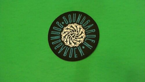 New USA Seller CHRIS CORNELL GRUNGE ALICE IN CHAINS SOUNDGARDEN Iron On Patch