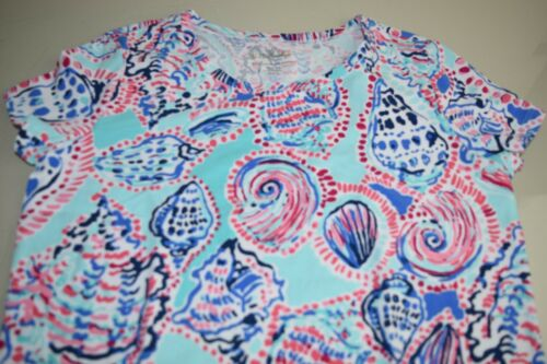Nouveau Coquillage Shell Mesh Pulitzer Karrie Multi Bleu Lilly Rose Me 8n0vmwON