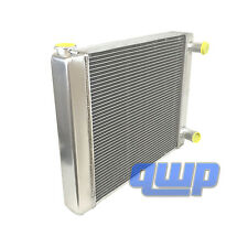 "Universal  Racing Welded Radiator 2 Row Double Pass 24"" x19"" x3""  Chevy GM"