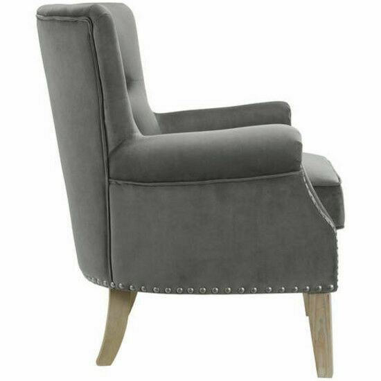 Bhg Rolled Arm Accent Chair: Better Homes And DA7563-GR Gardens Rolled Arm Accent Chair