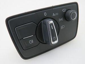 VW-PASSAT-3g-B8-Interruptor-de-luz-LDS-Para-vehiculos-con-Headup-PANTALLA