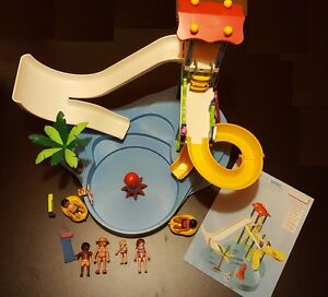 Playmobil 6669 Water Park / Parc aquatique Piscine - BANTRY, Cork, Ireland - Playmobil 6669 Water Park / Parc aquatique Piscine - BANTRY, Cork, Ireland