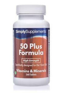 50-Plus-Formula-High-Strength-360-Tablets-Essential-Vitamins-for-Over-50-039-s
