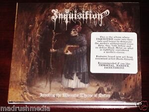 Inquisition Invoking The Majestic Throne Of Satan Inquisition: In...