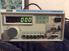NOVEX Audio RF Signal Generator Frequency Counter  AG-2603AD used