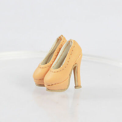 """Sherry Bright Brown Shoes for 12/"""" Fashion Royalty Poppy Parker,DG 4FR7"""