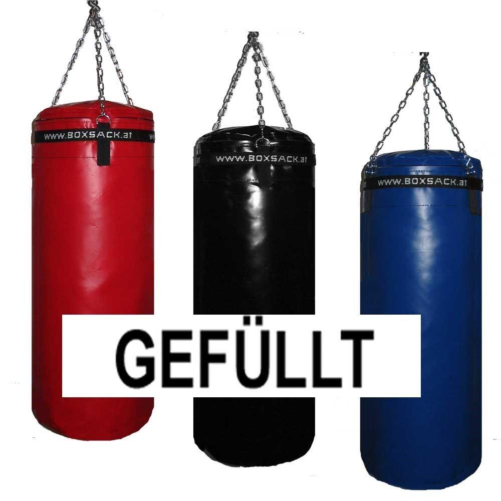 BOXSACK SANDSACK DEFENDER GEFÜLLT 95x27 cm   15-20 kg