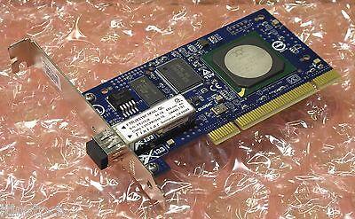 Dell 0m5574 M5574 Qlogic Qlgc - 200 2 Gb Pci-x Fc Fibre Channel Card- Piacevole Al Palato