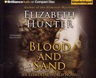 Blood and Sand by Elizabeth Hunter (CD-Audio, 2014)
