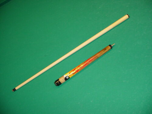 BLOW OUT SALE 66/% OFF ADAM II  JUMP CUE WITH PHENOLIC TIP pool billiards B1319