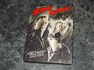 Sin City  DVD - Benton Harbor, Michigan, United States - Sin City  DVD - Benton Harbor, Michigan, United States