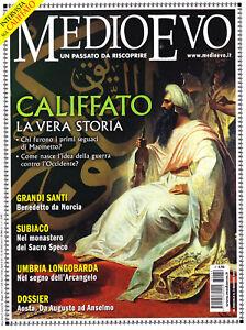 rivista-Medioevo-Maggio-2017-Califfato-San-Benedetto-da-Norcia-Aosta-Subiaco