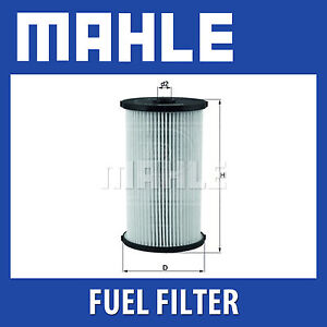 MAHLE kx178d Filtro Carburante Fit audii SEAT SKODA VW