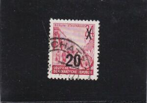 DDR-MiNr-439-aII-g-XI-gestempelt-BPP-Attest-Jahrgang-1954