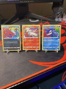 Pokemon Shining Fates Amazing Rare Full Set - Kyogre Reshiram Yveltal