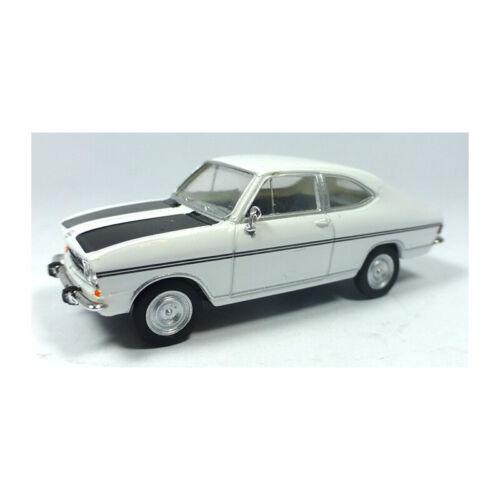 "H0 Modellauto NEU!° Herpa 024914-003 Opel Kadett /""Rallye/"" weiss Maßstab 1:87"