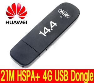 Huawei E353 3G UMTS HSPA HSDPA 21Mbps USB Surf Stick Dongle Modem NEW UNLOCKED