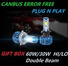 Plug n Play CANBUS LED Hi/Lo Kit for FIAT PUNTO / GRANDE PUNTO 199 F157JD