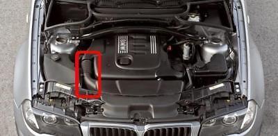 BMW GENUINE X3 E83 SERIES 2003-2011 2.0d ENGINE AIR INTAKE HOSE PIPE 3401556