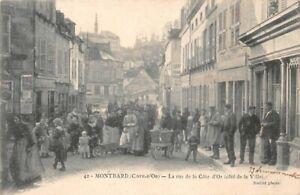 Montbard-La-Street-La-Side-Coast-Gold