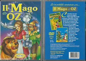Il-Mago-di-Oz-2003-DVD-NUOVO-SIGILLATO-cartoni-animati-De-Agostini