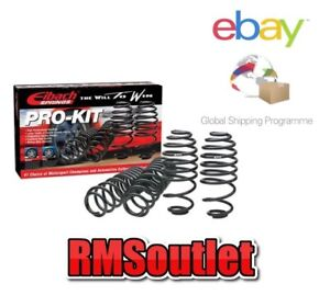 Details about Eibach Pro-Kit Lowering Spring kit to fit VW Golf Mk3 VR6  94-98 30mm