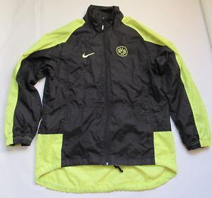 Borussia Dortmund Training Zip Weather Jacket Nike 1997 1998 Bvb Adult Size L Ebay